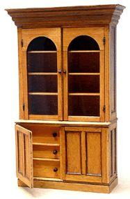 Miniature Shaker Bookcase