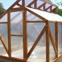 Build a Sturdy Backyard Greenhouse