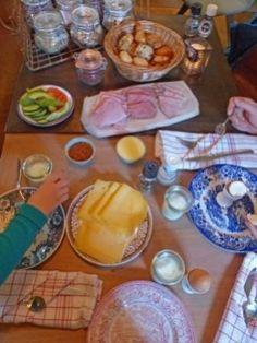 Smulpaapje ontbijt bij - Vondelpark3