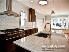 sea pearl QUARTZITE  - Premier Stone Granite & Marble Wholesale Supplier