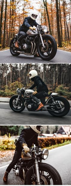 1983 Honda CB750 K(Z) by Hookie      http://rocket-garage.blogspot.ca/2014/12/hookie-iv.html