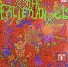 THE FALLEN ANGELS - Something You Can  Hide In (USA, 1968)