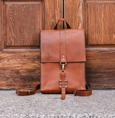 Introducing The Bootlegger Leather Backpack from The Speakeasy Leather Co. Hand made in the U.S.A with 100% American Leather and features bonded polyester thread for durability and is hand dressed and - buy online handbags, womens leather handbag, wallets and purses *sponsored https://www.pinterest.com/purses_handbags/ https://www.pinterest.com/explore/purse/ https://www.pinterest.com/purses_handbags/radley-handbags/ http://www.newchic.com/womens-handbags-3609/