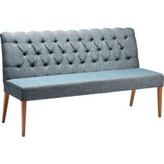 Gepolsterte Sitzbank Casual Dining Bench, Dining Room, Kare Design, Sofas, Love Seat, Couch, Furniture, Pr, Home Decor
