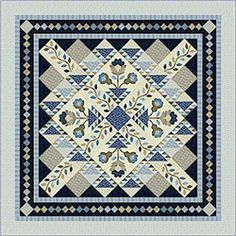 Country Crossroads Block a Month by Nancy Join Now!
