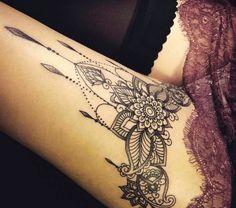 Prête à succomber à ces 30 tatouages dentelles totalement sublimes ?