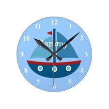 Resultado de imagen para relojes de pared redondos de madera para habitación de…