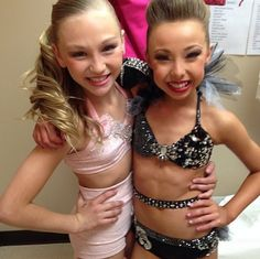 Autumn Miller and Sophia Lucia