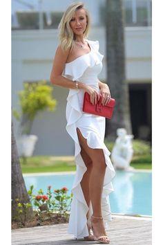 Vestido+Naomi+Fenda+White