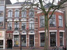 Huize Maas. Vismarkt, Groningen. The Netherlands.