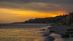 Napnyugta, Beach, Tenger, Strand