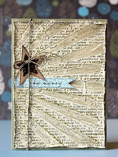 fabulous art -love the journaling/texture!