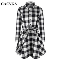 http://fashiongarments.biz/products/gacvga-new-spring-autumn-dress-women-plaid-turn-down-collar-cotton-vestidos-casual-tunic-shirt-dresses-office-dress-plus-size/,    Color: Black / Red / Black White Material: Cotton + Spandex     Season: Autumn, Spring Product Description: Grid, Lapel     Package Included: 1 Dress + ...,   , fashion garments store with free shipping worldwide,   US $12.40, US $9.92  #weddingdresses #BridesmaidDresses # MotheroftheBrideDresses # Partydress