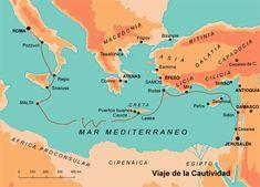 Mapa de iglesias | Paulo de Tarso | Pinterest | Bible and Israel