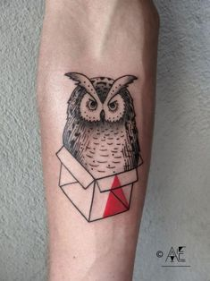 #tattoofriday - Axel Ejsmont