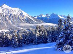 Lenzerheide Snow Wonder Land #swissspots