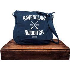 Ravenclaw Messenger Bag June 2017