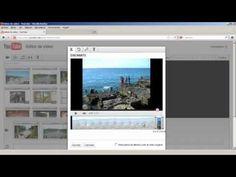 Tutorial: Cómo editar un video en youtube