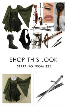 """#180"" by elenadunbar ❤ liked on Polyvore featuring S.W.O.R.D."