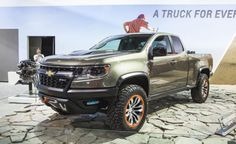 Another optional 2017 Chevy Colorado diesel engine that will be a 4-cylinder, 2.8-liter Duramax Turbo-Diesel displacement... with the base price range of...