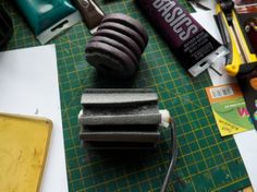 make your own pipetool for gelli printing