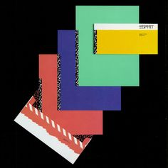 From the Library Of: Sight Unseen: Esprit's Brand Books