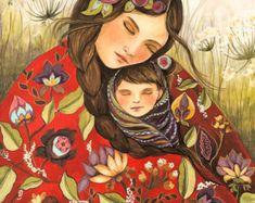Día de la madre feliz con el mejor amigo que he tenido arte