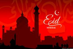 Eid Mubarak to all…