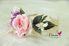 Цветочные обручи Лилии Марченко