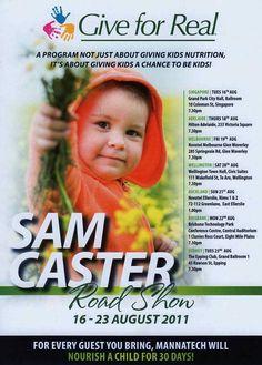 Sam Caster founder of Mannatech