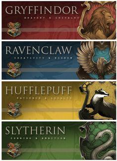 M s de 1000 ideas sobre casas de hogwarts en pinterest - Harry potter casas ...