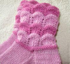 красивые носочки для малыша спицами: 20 тыс изображений найдено в…