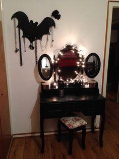 251 Best Gothic Furniture Decor Images On Pinterest