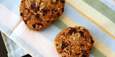 These cookies smell so delectable as they bake and are delicious if eaten warm, but they also improve as they sit in an airtight container. After 2 days they are even better than when they were first baked.