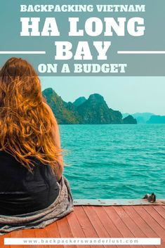 Explore Ha Long Bay On A Budget, Vietnam. Explore the magnificent beauty of Ha Long Bay on a budget with Ocean Tours in Vietnam. This affordable tour will allow you to discover the amazing sites of Ha Long Bay on a budget. Kayak among the limestone karsts of Ha Long Bay, swim in Lan Ha Bay & sleep on your own island. #halongbay #travel #southeastasia #asia