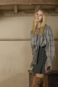 LOOK | 2015 PRE-FALL COLLECTION | CHLOE | COLLECTION | WWD JAPAN.COM