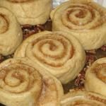 Big Batch Cinnamon Rolls - made these today to freeze for the future - bout to dig in!