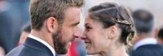 Roma: De Rossi ha sposato Sarah Felberbaum - Spettegolando