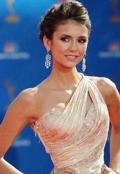Nina Dobrev. She's awesome