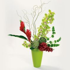 Ginger Surprise - St. Patrick's Day Flowers in Broken Arrow, OK by Rebecca's Flowers & Gifts