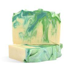 Basil, Sage & Mint Goat Milk CP Soap - WholesaleSuppliesPlus