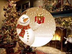¸ڿڰۣ¸ Happy Christmas - Celine Dion ڿڰ