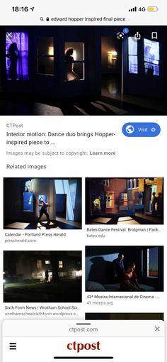 Edward Hopper, Inspiration, Image, Biblical Inspiration, Inhalation