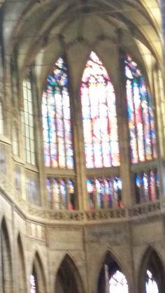 Прага- Собор Святого Вита