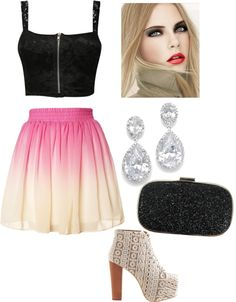 """"""":)"""" by ashleysurowiec ❤ liked on Polyvore"""