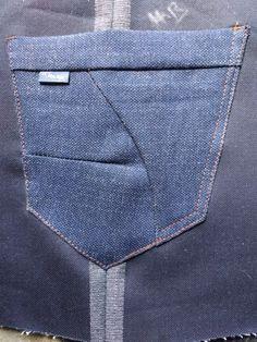 Love Jeans, Denim Jeans Men, Jeans Style, New Pant, Trousers, Pants, Stevia, Pocket, Pattern