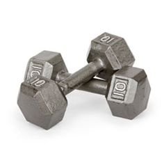Light Weights Build Muscle as Effectively as Heavy Weights. Article