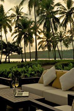 Grand Hyatt Hotel and Resort by KLD Grand Club Lounge Outdoor