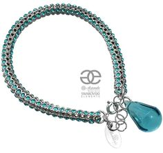 Nowe bransoletki Crystallized: Light Turquoise i Silver Night: http://arande.pl/store/Crystallized-Swarovski #Swarovski #jewelry #bizuteria #bransoletki #moda