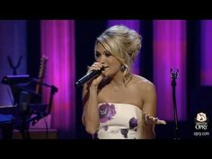 """Carrie Underwood - """"Two Black Cadillacs"""" live at the Grand Ole Opry"""